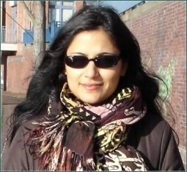 Sadia - Softwarearchitektin, Projektleiterin