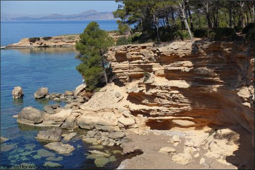 Mallorca - Auf dem Weg nach Es Calo 2