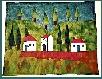 Erinnerung an die Toscana
