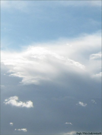 Sommer-Wolken