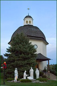 Frankenmuth, Silent Night Memorial Church