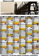 Wirtschaftswetter-Kalender, Juli bis Dezember